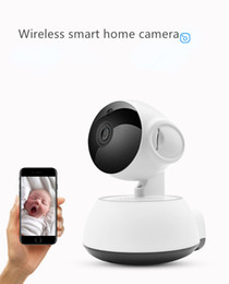 pet monitoring camera 2019 - security camera Monitor with storage 32G TF card 720P Security Surveillance System Night Vision Home  Baby  Pet cheap pe