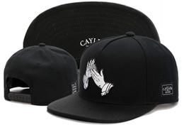 $enCountryForm.capitalKeyWord UK - Wholesale High Quality Cayler & Sons Snapback Hat for men and women baseball cap sports fashion basketball hats black color snapbacks caps