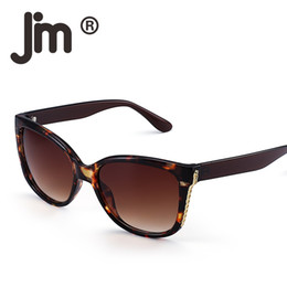 521fd87b7a1 Luxury Embellished Oversized Frame Sunglasses Stylish Brand Designer Shades  Gradient Lens Sun Glasses Women Vintage Eyewear