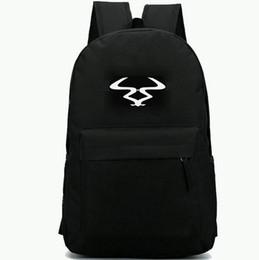 Bass Two NZ - Ram Records backpack Bass label daypack Top DJ music schoolbag Leisure rucksack Sport school bag Outdoor day pack