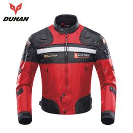 $enCountryForm.capitalKeyWord NZ - DUHAN Motorcycle jacket men Protective Moto Jacket Motocross Off-Road Dirt Bike Riding Windproof Jaqueta racing Clothing