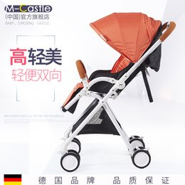 $enCountryForm.capitalKeyWord Canada - Baby Car 0-1-3 Years Old, Trolley Can Sit Lying High Landscape, Summer Folding, Light Baby Cart, Stroller