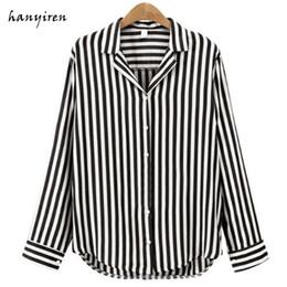 Striped ShirtS for women online shopping - 2018 New Spring Autumn Women Blouse Flower V Neck Long Sleeve Work Shirts Women office Tops Striped blouse for business