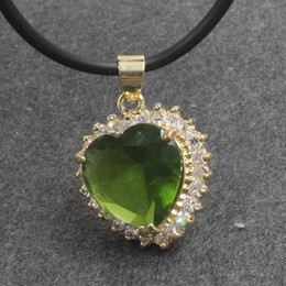 Peridot Pendant necklace yellow gold online shopping - NATURAL NOBLEST PERIDOT KT SOLID YELLOW GOLD HUGE PENDANT