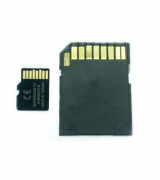 Chinese  Hot 35pcs lot DHL 64GB 128GB 256GB Class 10 Micro SD TF Memory Card with SD mini Adapter Retail Package Flash SDHC Cards manufacturers