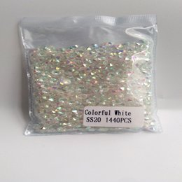 $enCountryForm.capitalKeyWord Canada - Super Gliter 1440pcs SS3-SS30 Nail Crystals Rhinestones for Nails Flatback Nail Art Decorations Glass Gems Stones Half-beads 3D