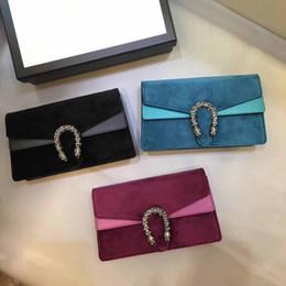 $enCountryForm.capitalKeyWord Canada - Fast shipping women's Velvet Bag 2019 Lady handbag Fashion Chain Single shoulder bag backpack gril party purse