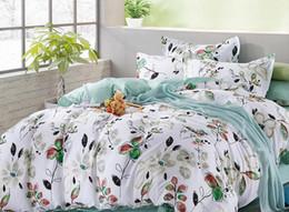 $enCountryForm.capitalKeyWord Australia - Family bed on four-piece cotton pure cotton new Nordic bedding quilt four simple generous fashion trend