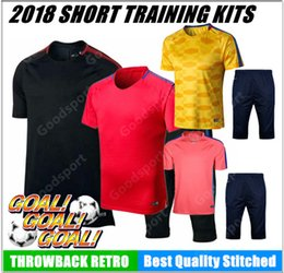 $enCountryForm.capitalKeyWord Australia - 2018 Training KITS outfits Tracksuits jersey INIESTA O.DEMBELE PIQUE SHORT SLEEVE SOCCER FOOTBALL calcio fútbol messi shirts YELLOW