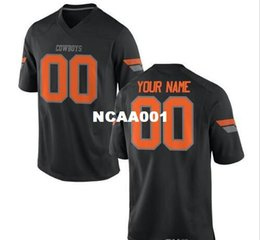 OklahOma state jersey online shopping - CUSTOM Mens Youth women toddler Oklahoma State Cowboy Personalized ANY NAME AND NUMBER ANY SIZE Stitched Top Quality College jersey