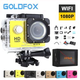 action motorcycle cameras NZ - wholesale SJ 4000 Sport Action Camera 1080P wifi Sports Cam Helmet Motorcycle Bike 12MP Sport DV 30M Go Waterproof Pro Camcorder