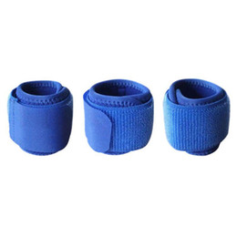 aad46a30f4 Adjustable Soft Wristbands Wrist Support Bracers for Gym Sport Basketball  Carpal Protector Breathable Wrap Band Strap Safety