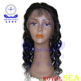 Long Human Hair For Canada - Long Full Lace Human Hair Wigs Brazilian Hair Loose Wave Best Lace Front Wigs For White Women High Quality Wigs