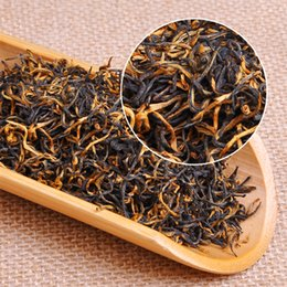 Bulk springs online shopping - 250g Promotions New tea Honey black tea premium small yellow tips top spring bulk High quality Chinese tea