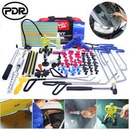 $enCountryForm.capitalKeyWord Canada - PDR Rods Hooks Tools Car Toolkit Dent Remover Auto Repair Body Hail Removal Door Ding Dent Damage Repair Very Popular Tool Kit