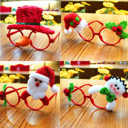 $enCountryForm.capitalKeyWord Australia - Christmas Ornaments Glasses Frames Decor Evening Party Toy kids Rabbit Gifts