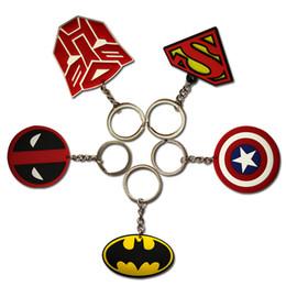 $enCountryForm.capitalKeyWord Australia - Hot Sale and Popular Key Cartoon Movie Character PVC Soft Rubber Key Chain Accessories Creative Gift Custom