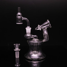 high quality percolator bongs NZ - High Quality Honeycomb Bong 5.7 Inch Telescope Style Percolator Bongs With 14mm Glass Bowl Baker Base Dab Oil Rigs Glass Bong