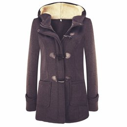 $enCountryForm.capitalKeyWord NZ - Wholesale- Women Clothing Warm Coat Jacket Outwear Winter Hooded Long Parka Overcoat Tops 2018 New FYW