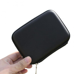 Hdd poucH online shopping - Hand Carry Case Cover Pouch for inch Power Bank USB External HDD Hard Disk Drive Protect Protector Bag Sale XXM