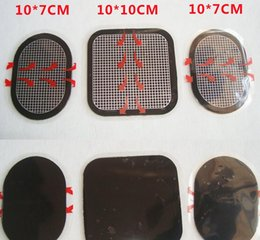 electrode acupuncture machine NZ - 2sets ABS Belt Gel Pads sheet Replace Unisex Pads Self Adhesive Electrodes Pad For Tens Acupuncture, Therapy Machine Massage