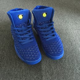 best loved ccf0a cdf75 Neues Design Männer 6 weben China blau Basketball Schuhe Großhandel  hochwertige Herren 6 s VI ourdoor Sport Turnschuhe mit Box Größe 8-12