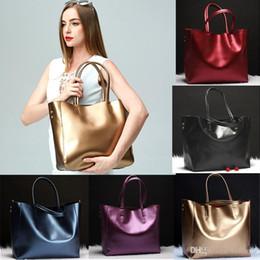 $enCountryForm.capitalKeyWord NZ - Luxury Handbags Women Genuine leather Handbag Famous Brand Shoulder Bags Solid Designer Handbags Ladies Hand Bags Tote large capacity bags