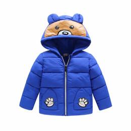 $enCountryForm.capitalKeyWord UK - Baby coat Winter jacket for boy high quality cotton parkas children clothing boy girls outwear snowsuit infant winter coat kids