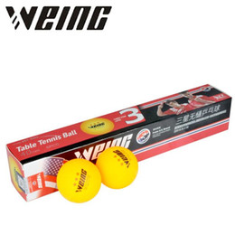 club equipment 2019 - WEING Boxed Samsung Seamless Table Tennis Club Training Table Tennis Indoor Sports Fitness Equipment Accessories cheap c