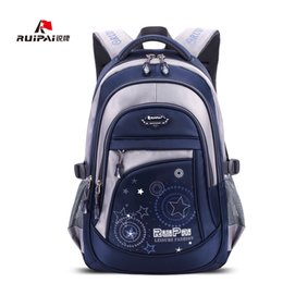 RUIPAI Backpack Schoolbag Polyester Fashion School Bags For Teenage Girls  and Boys High Quality Backpacks Kids Baby s Bags Y18120303 d3349410ce