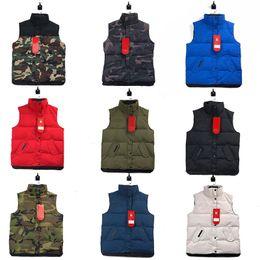 da75e21b02460 Vest Goose Men Women New Stylish Autumn Winter Warm Sleeveless Jacket Army  Waistcoat Mens Vest Fashion Casual Coats Mens Windproof Jackets