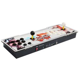 China New Design Arcade Pandora Box 7S With 2167 Attractive Games Preinstalled Add 3D Effect Game Board Supported VGA USB Output To TV Game supplier vga games suppliers