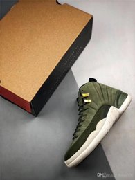 ac248472945c45 2018 New Authentic 12 Chris Paul Graduation Pack CP3 CLASS OF 2003 Green  Man Basketball Shoes Sneakers Real Carbon Fiber With Box 130690 301