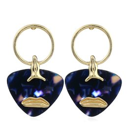 Mix Match earrings online shopping - Instagram hipster mix and match fashion jewelry Star alloy geometric earrings Girls social dating accessories Yiwu small gift