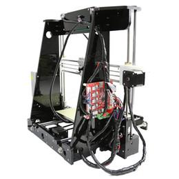 I3 desktop online shopping - Hot selling Desktop D Printer Reprap Prusa i3 DIY D Printer with ABS Filament Support ABS PLA HIPS