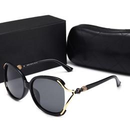 160aac3c5f3 New Fashion Hollow Sunglasses 55022 Luxury Women Brand Designer Big Frame Popular  Sunglasses Fashion Unisex Style 100% UV Protection Glasses