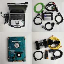 mb star c4 bmw NZ - Used laptop cf30 4G Car Diagnosis tool Mb Star C4 SD Connect C4 SD Compact 4+For BMW ICOM NEXT+1TB HDD V06 2020 Soft-ware