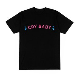 $enCountryForm.capitalKeyWord UK - T-shirt Homme Cry baby pleure bébé phrase amusante larme rupture couple mode