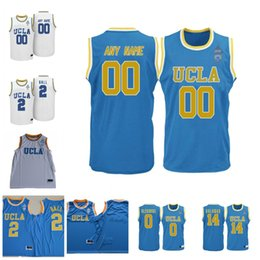 China UCLA Bruins NCAA 3 Aaron Holiday 32 Bill Walton 33 Kareem Abdul Jabbar Custom Stitched Any Name Number College Basketball Jerseys supplier jerseys basketball 33 suppliers