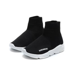 $enCountryForm.capitalKeyWord UK - Baby black shoes pointed toe design breathable high quality casual shoes cotton fabric material soft feeling walking shoes free shipping