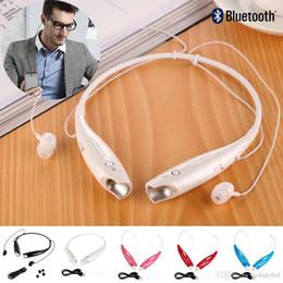 $enCountryForm.capitalKeyWord NZ - New HBS 730 Bluetooth Wireless Headset Earphone Sport Headphone Stereo Neckband Earhook Adjustable for LG iPhone x 8 7 Plus Samsung Android
