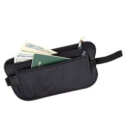 $enCountryForm.capitalKeyWord UK - 2018 Excellent Quality New Travel Multifuncional Woman Security Bags Wallet Casual Traveling Storage Zipper Waist Bag wholesale