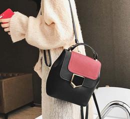 Ladies fashion casual bag. Women s Bags. College style. Leisure bag. PU  backpack. Handbag. Cross Body.Shoulder Bags.Totes. Mini. AC997 de58c45a1dab8