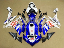 $enCountryForm.capitalKeyWord Australia - 3 Free Gifts New motorcycle Fairings Kits For YAMAHA YZF-R1 2007-2008 R1 07-08 YZF1000 bodywork hot sales loves Blue White B33