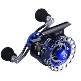 $enCountryForm.capitalKeyWord UK - WOEN PX65 Aluminum alloy Raft fishing wheel Micro-lead wheel 8BB + 1RB high-speed SUS bearings Fly Reels Gear ratio 3.6: 1
