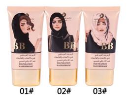 $enCountryForm.capitalKeyWord NZ - 2018 HABIBI BEAUTY Explosion Moisturizing Concealer BB Cream Quality nude Makeup Liquid Foundation Cosmetics Support DHL Freeshipping