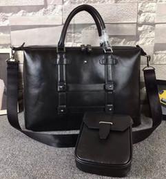 $enCountryForm.capitalKeyWord NZ - Man Brand Genuine Leather Handbag Male notebook bags Briefcases