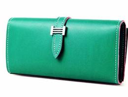 Vintage umbrella black online shopping - Small long designer long hasp women wallet clutch leather tassel zipper purse with Umbrella card holder Coin Money