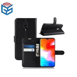 $enCountryForm.capitalKeyWord Canada - For Oneplus 6T One Plus 6T 1+6T Premium PU Leather Wallet Cellphone Case Cover 2018 Hot Selling Products