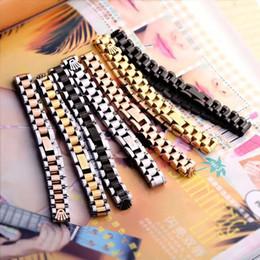 IndIan bracelets for men online shopping - High quality Bangle Bracelet for Men Stainless Steel Cuff Bracelet Fashion Men Jewelry Stainless Steel Bracelets